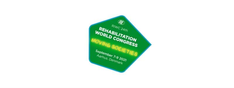 Rehabilitation International World Congress 2021 logo